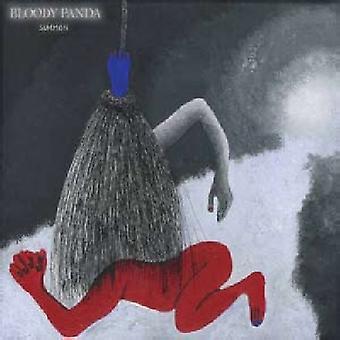 Blodige Panda - indkalde [CD] USA import