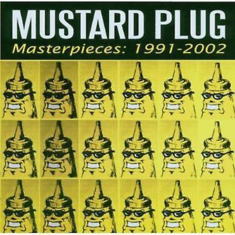 Importación de obras 1991-2002 [CD] USA mostaza Plug-