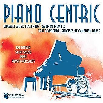 Tremills, Kathryn / Trio Dargento og solister - klaver centreret [CD] USA import