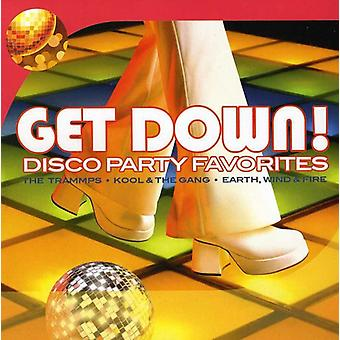 Komme ned! Disco Party favoritter - få Down! Disco Party favoritter [CD] USA importerer