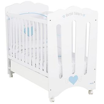 Micuna Cradle 120x60 Angie White (Home , Babies and Children , Bedroom , Cribs)