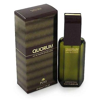 Antonio Puig Quorum Eau de Toilette 50ml EDT Spray