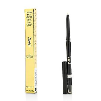 Yves Saint Laurent Dessin Des Levres The Lip Styler - # 23 Universal Lip Definer - 0.35g/0.01oz
