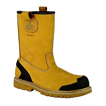 Amblers Safety FS222C Safety Rigger Boot / Mens Boots