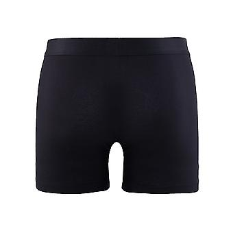 BlackSpade Mood Lite Black Modal Cotton Mens Boxers 2 Pack M9324