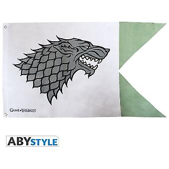 Abysse Game Of Thrones Flag Stark (Home , Babies and Children , Decoration , Wallpapers)