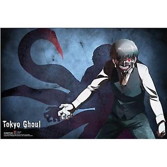 TOKYO GHOUL Kaneki Centipede plakat Poster Print
