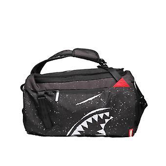 Sprayground Party Shark Duffpack - Black