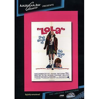 Importación de Lola (1969) los E.e.u.u. [DVD]