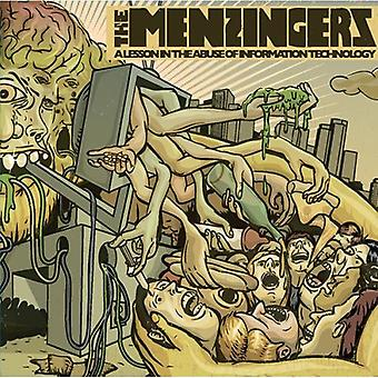 Menzingers - les in het misbruik van informatietechnologie [Vinyl] USA importeren
