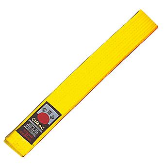 Cimac Martial Arts Belt Yellow 320cm