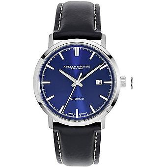 Abeler & sons men's watch business automatic A & S 2655