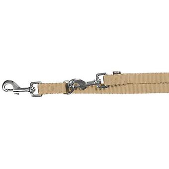 Trixie Branch Premium Adjustable Beige (Dogs , Collars, Leads and Harnesses , Leads)