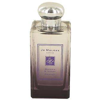 Jo Malone Wisteria & Violet Cologne Spray (Unisex Unboxed) By Jo Malone