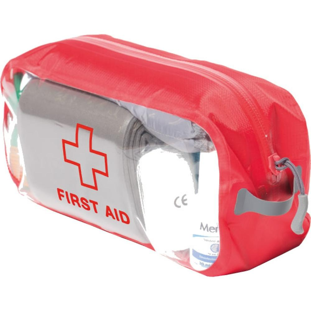 EXPED CLEAR CUBE FIRST AID RED