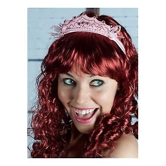 Haaraccessoires meisjes Tiara Princess Crown steeg
