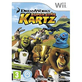 DreamWorks Super Star Kartz (Wii)