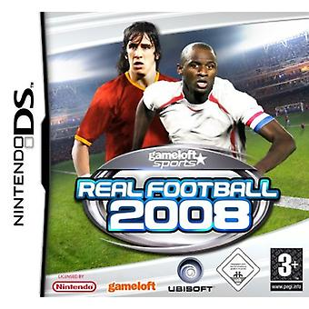 Real Football 2008 (Nintendo DS)