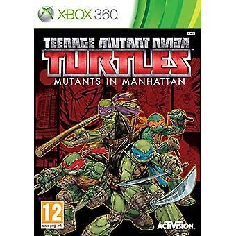 Teenage Mutant Ninja Turtles mutanten in Manhattan (Xbox 360)