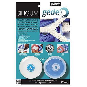 Pebeo Siligum Silicone stampo pasta 300g