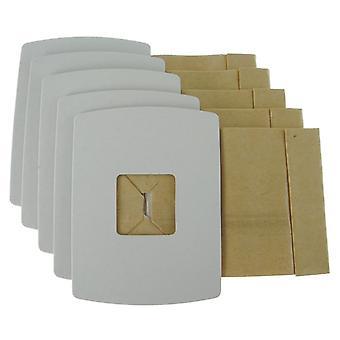 Sacs à poussière cuve Oreck aspirateur papier