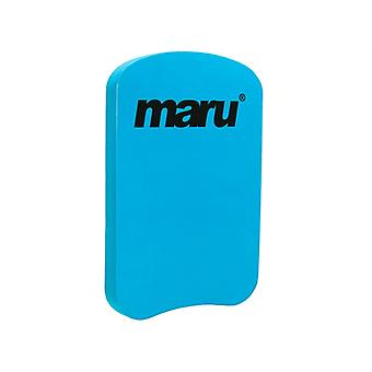 Maru Solid Kickboard - Türkis Blau