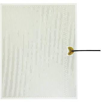 Thermo Polyester Heating foil self-adhesive 230 V AC 50 W IP rating IPX4 (L x W) 500 mm x 400 mm