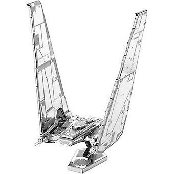 Kit modelo Metal terra Star Wars Kylo Ren´s comando Shuttle