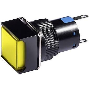 Barthelme LED indicator light Yellow 12 V DC/AC
