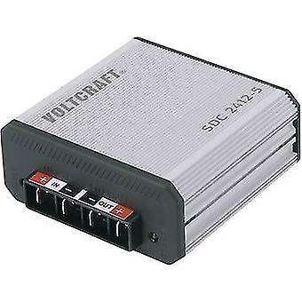 VOLTCRAFT SDC 2412-5 DC/DC converter 24 Vdc - 13.8 Vdc/7 A 70 W