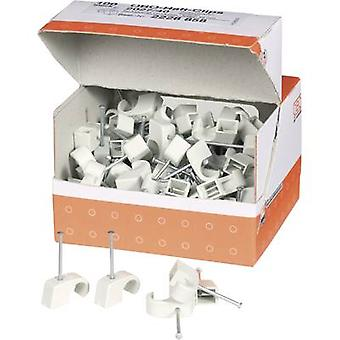 OBO Bettermann 2228858 Cable clips Grey 100 pc(s)