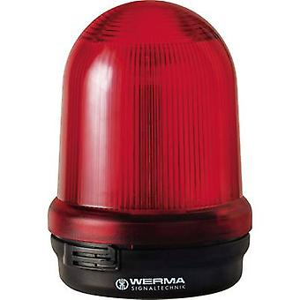 Light Werma Signaltechnik 826.100.00 Red