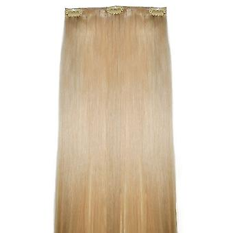 #22 Natural Light Blonde - Clip-in Hair Piece