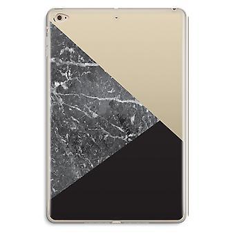iPad Mini 4 transparentes Gehäuse (Soft) - Marmor-Kombination