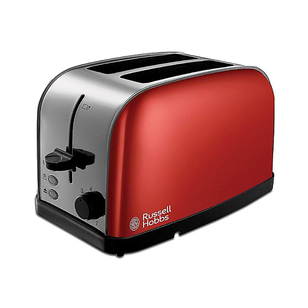 Russell Hobbs 18781 Dorchester 2 Slice Toaster - Red
