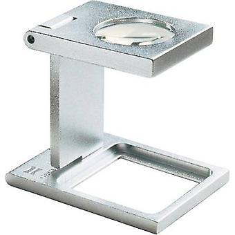 Lin tester forstørrelse: 6 x linsestørrelse: (Ø) 22.6 mm Silver Eschenbach 1258
