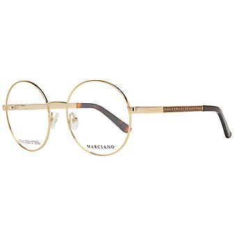 GUESS by MARCIANO women's glasses gold