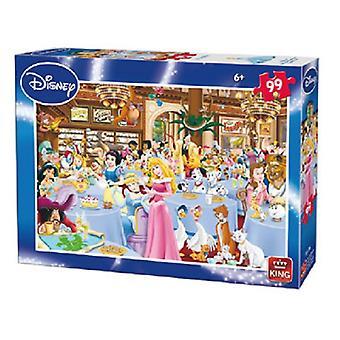 Roi jigsaw puzzle Disney salon de thé 99pc