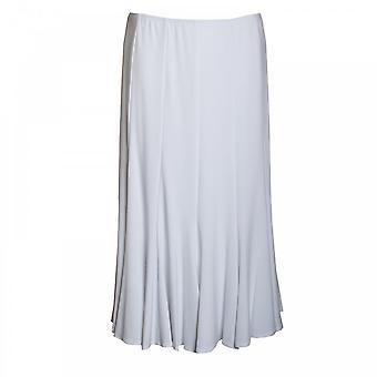 Frank Lyman Fully Lined Elasticate Long Panel Skirt
