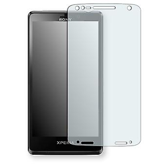 Sony Mint display protector - Golebo crystal clear protection film