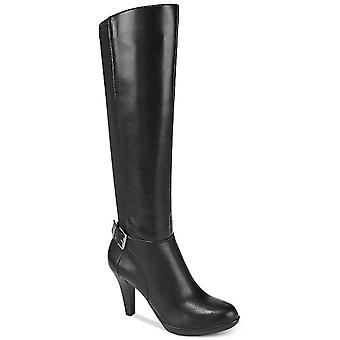 Alfani Womens Vennuss Closed Toe Knee High Fashion Boots