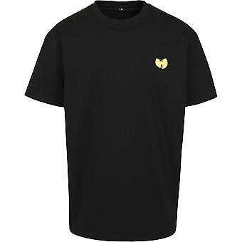 Wu-wear hip hop T-shirt - side tape black