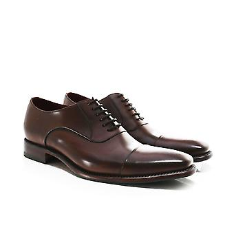 Loake Leather Snyder Oxford Shoes