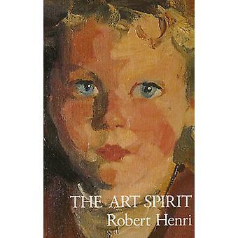 Die Kunst-Geist von Robert Henri - 9780465002634 Buch