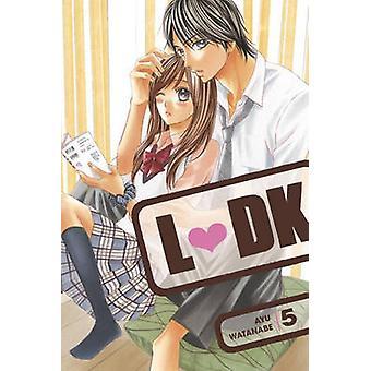 LDK 5 by Ayu Watanabe - 9781632361585 Book