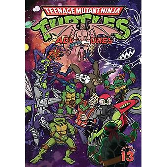 Teenage Mutant Ninja Turtles Adventures - volym 13 av Dean Clarrain-