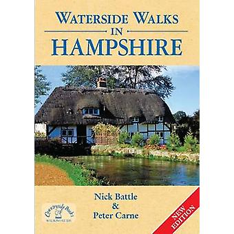 Waterside Walks in Hampshire (Illustrated edition) by Nick Battle - 9