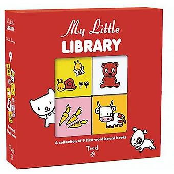 My Little Library by Edouard Manceau - 9782848019819 Book