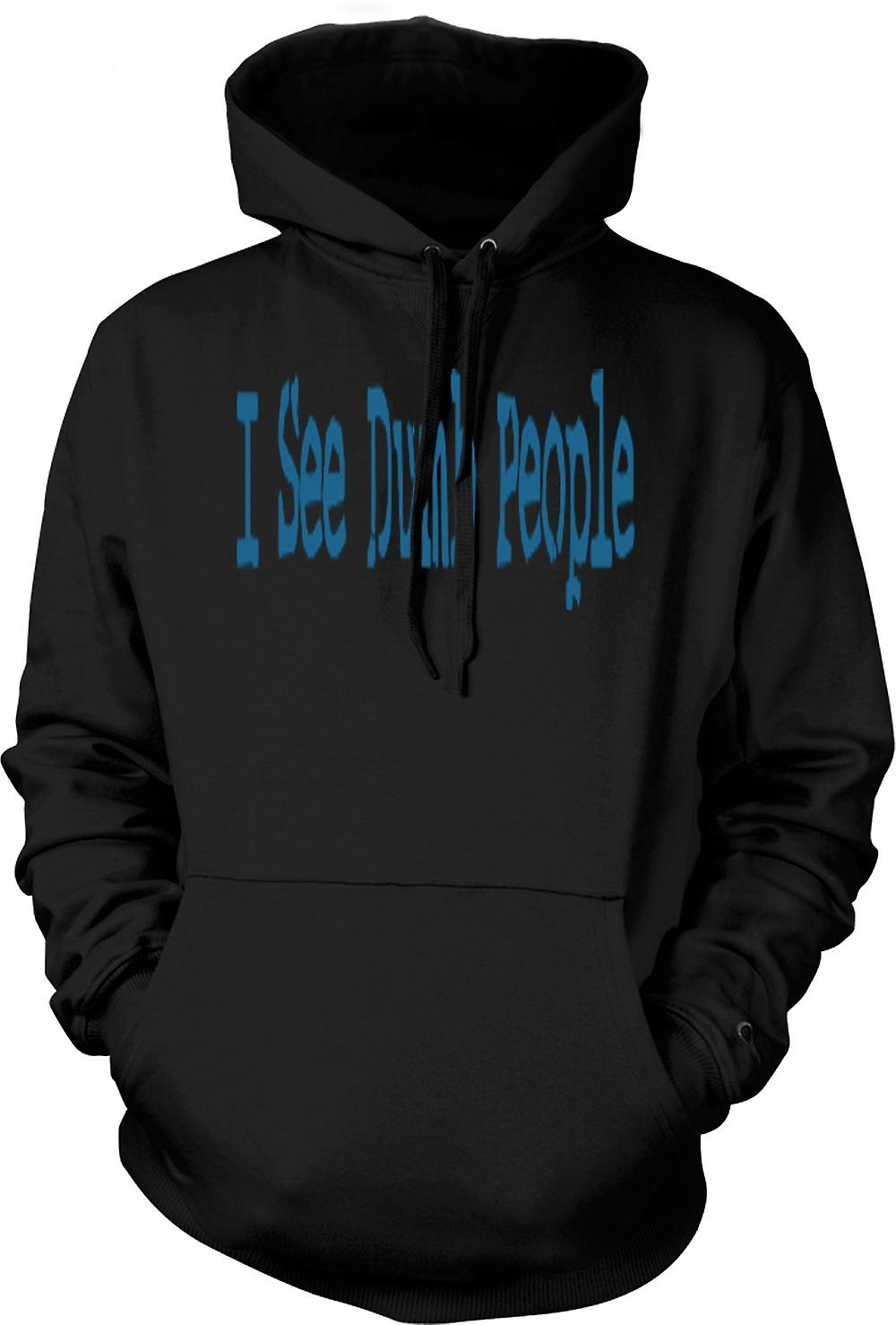 Kids Hoodie - I See Dumb People - Quote