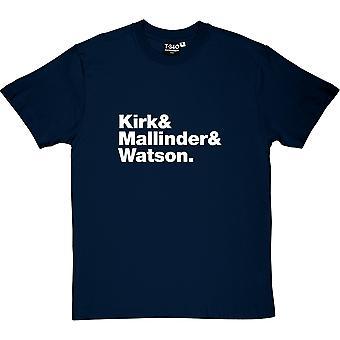 Cabaret Voltaire Line-Up Men's T-Shirt